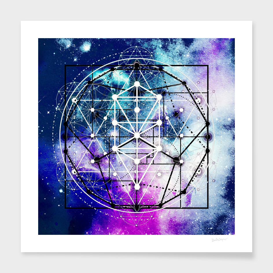 Sacred Geometry: Intertwined