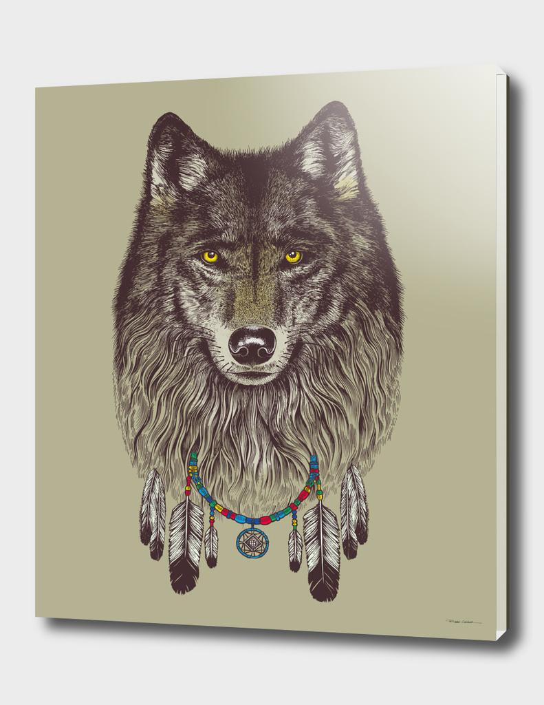 Wind Catcher (Wolf)