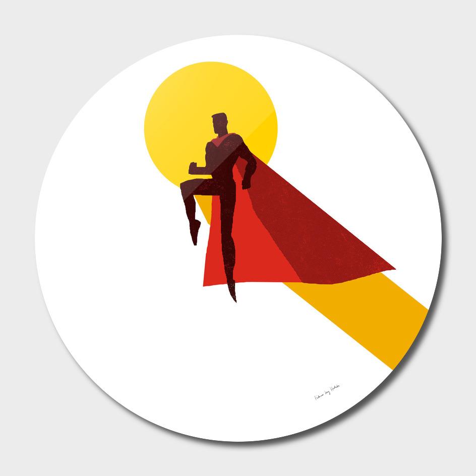 minimalistic hero