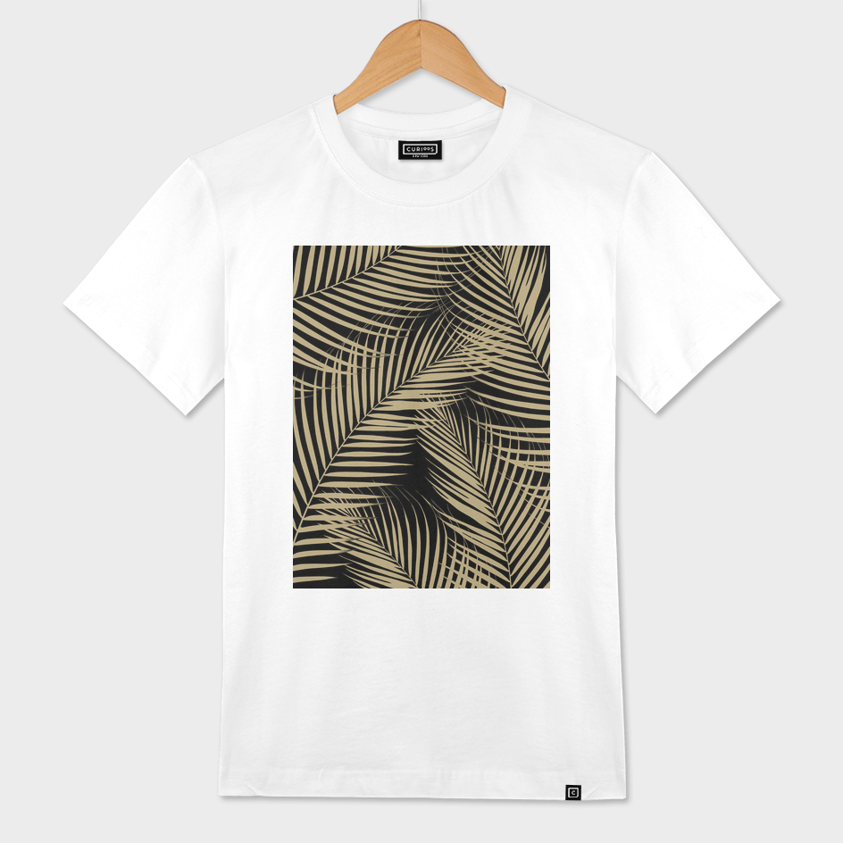 Palm Leaves - Gold Cali Vibes #2