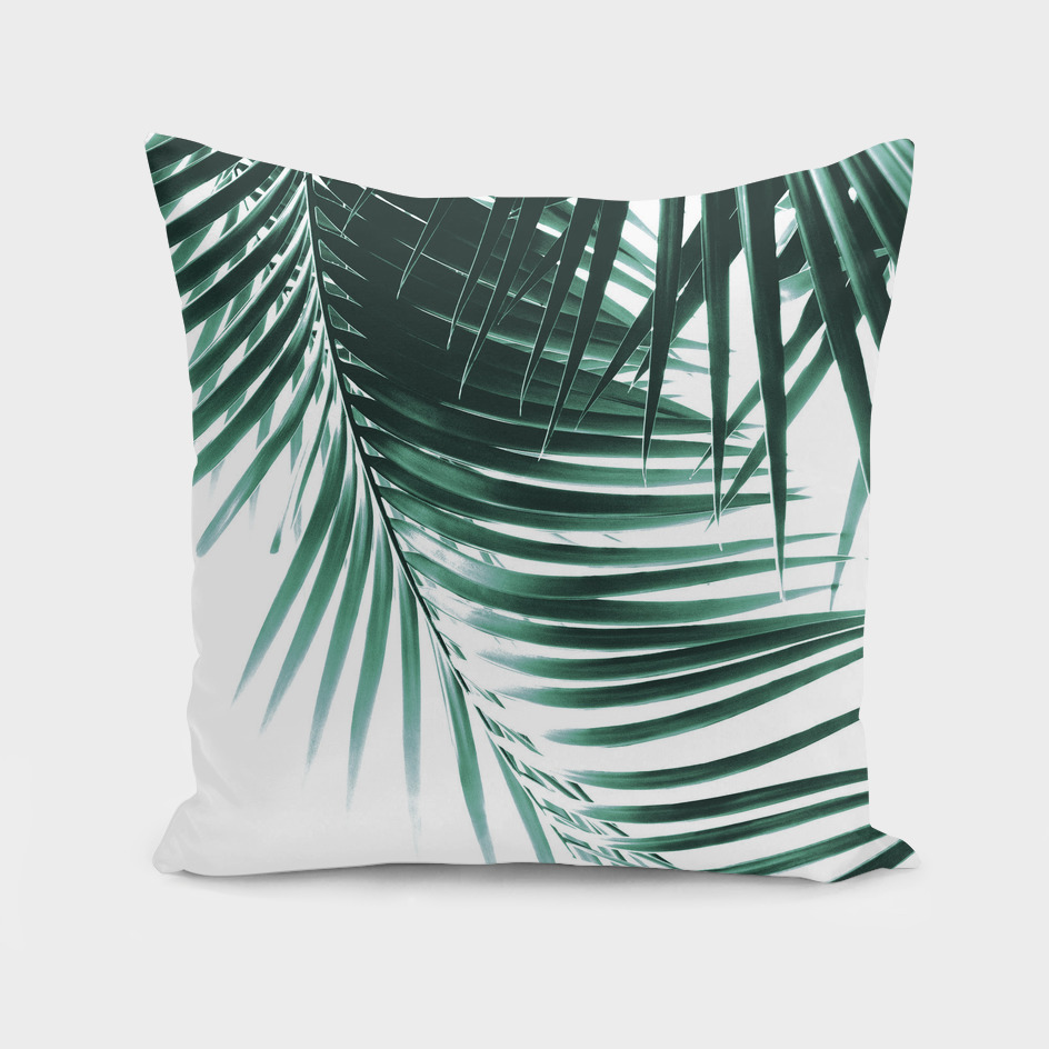 Palm Leaves Green Vibes #1