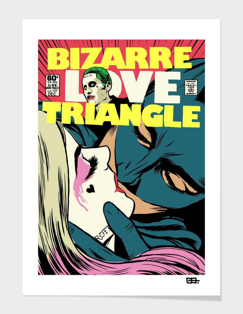 Bizarre Love Triangle - Squad Edition
