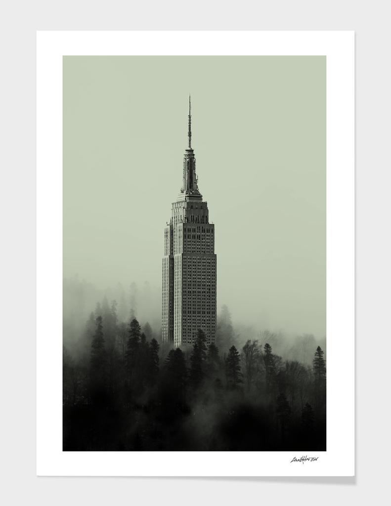 EmpireStateofmind_greentone