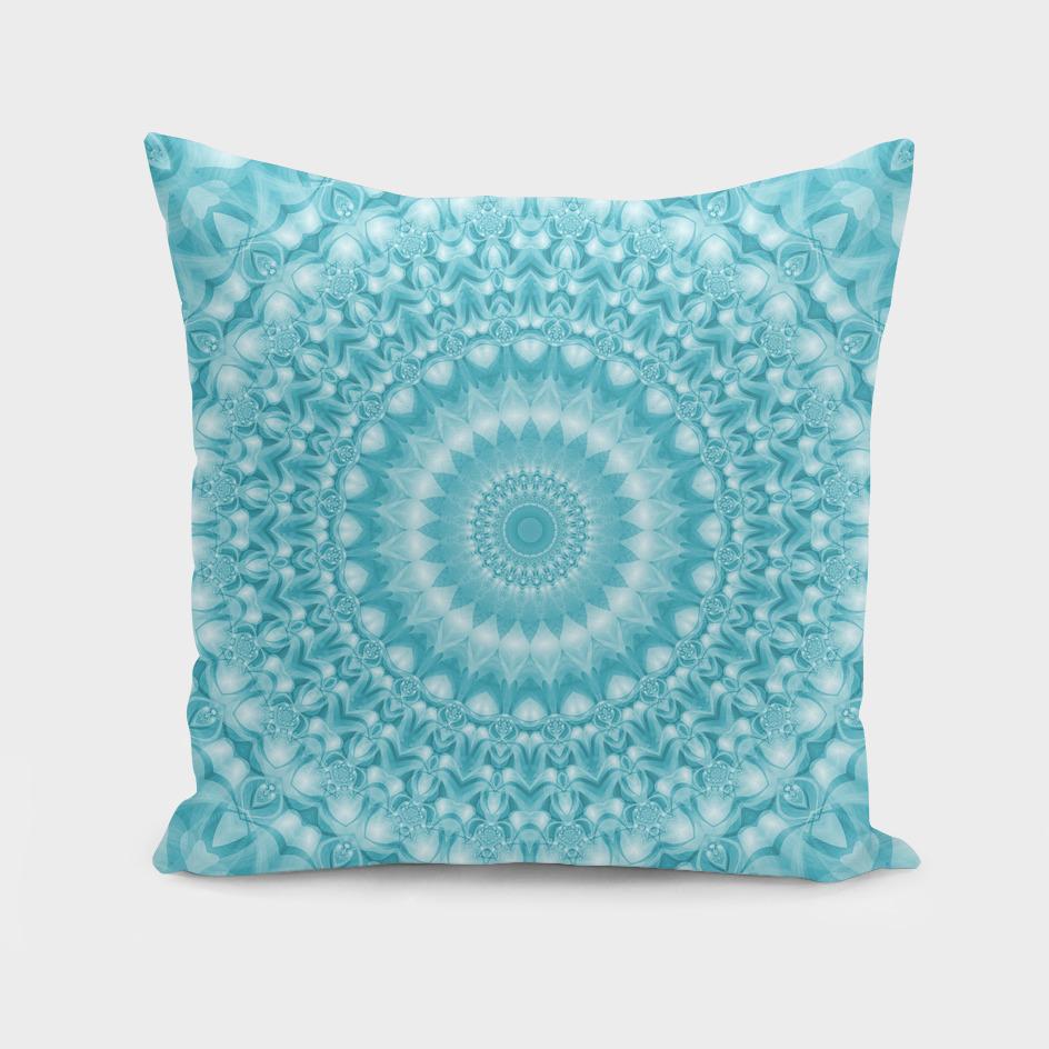Caribbean Blue Mandala