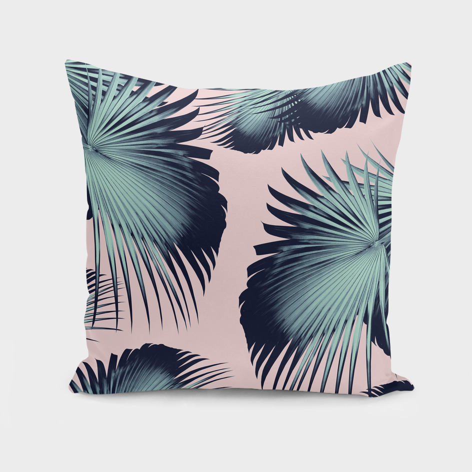 Fan Palm Leaves Paradise #8