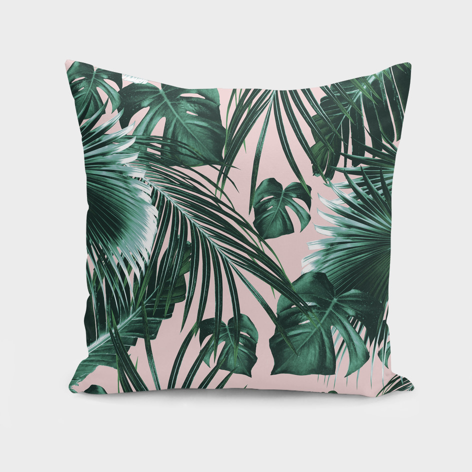 Tropical Jungle Leaves Dream #1