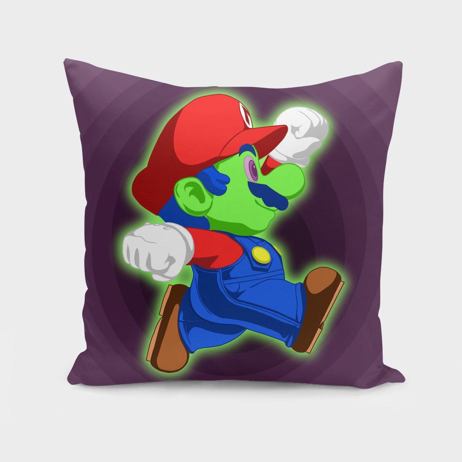Mario (Radioactive Variant)