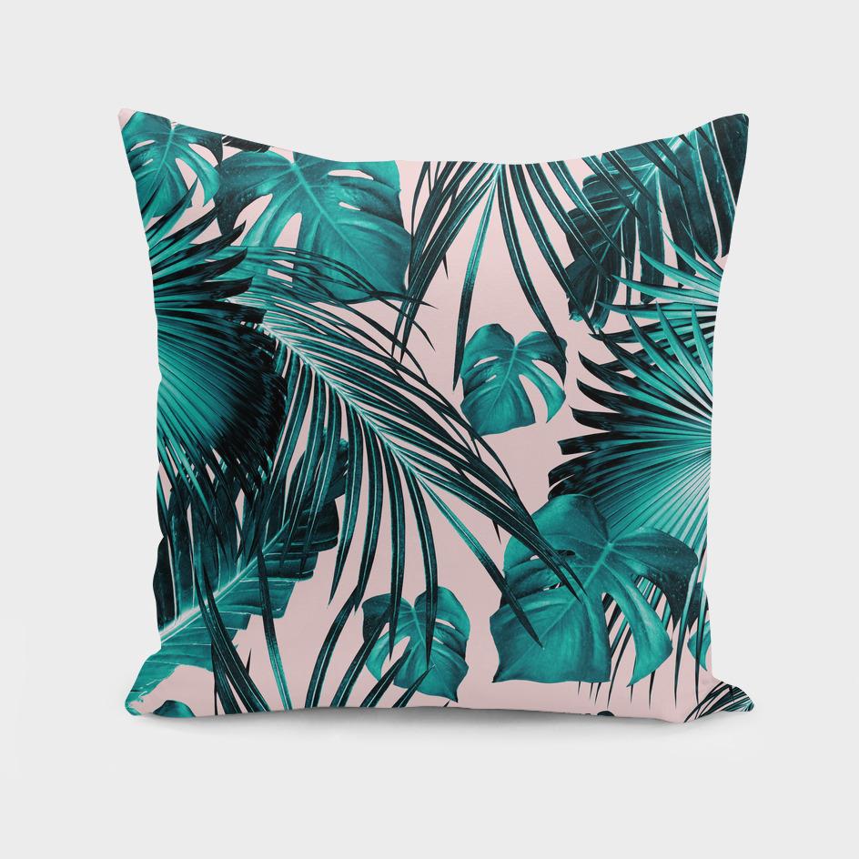 Tropical Jungle Leaves Dream #4