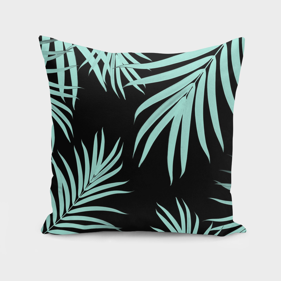 Palm Leaves Pattern Summer Vibes #6