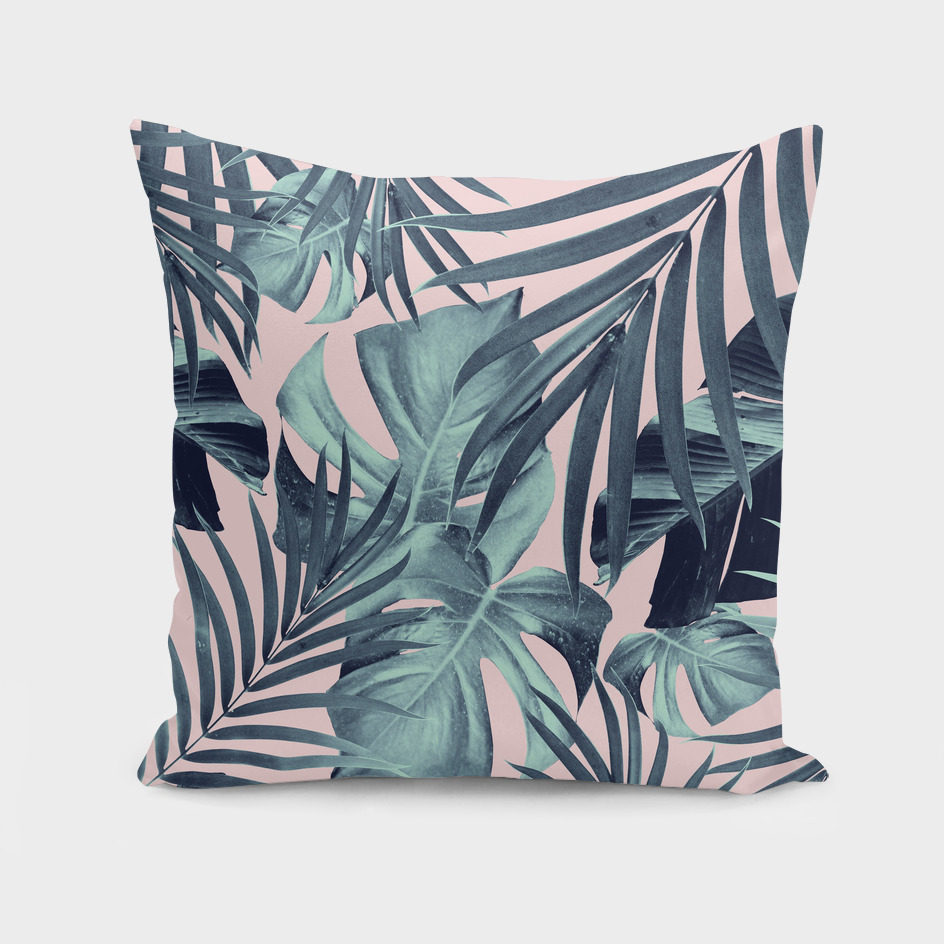 Tropical Jungle Leaves Pattern #8