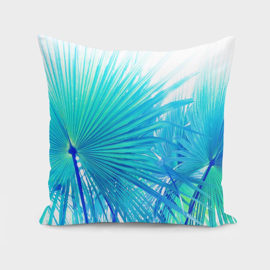 Solar Summer Fan Palms
