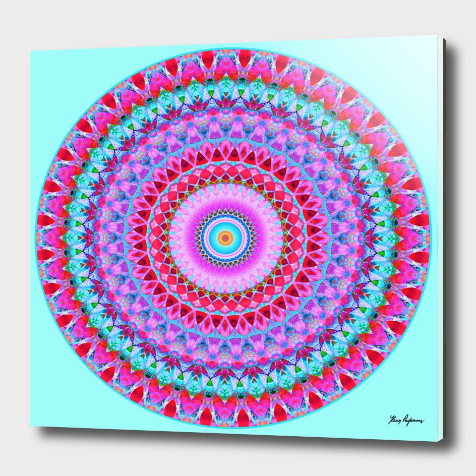 Geometric Mandala C1