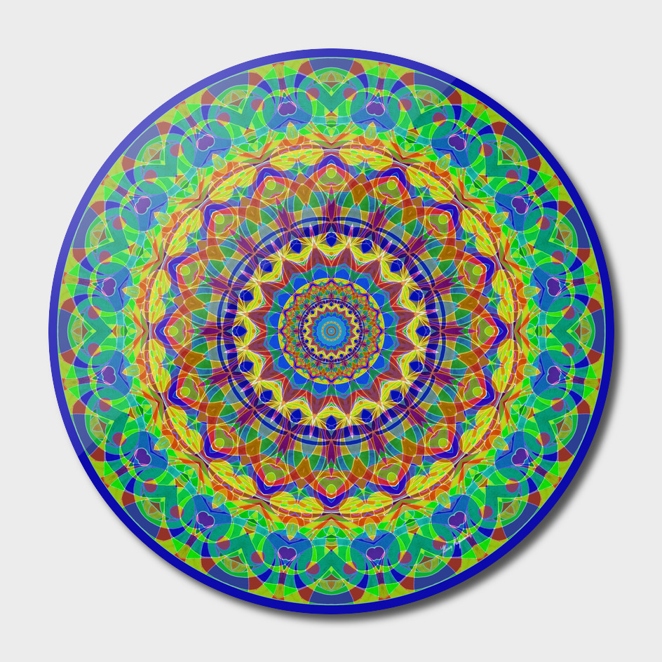 Tribal Mandala C2