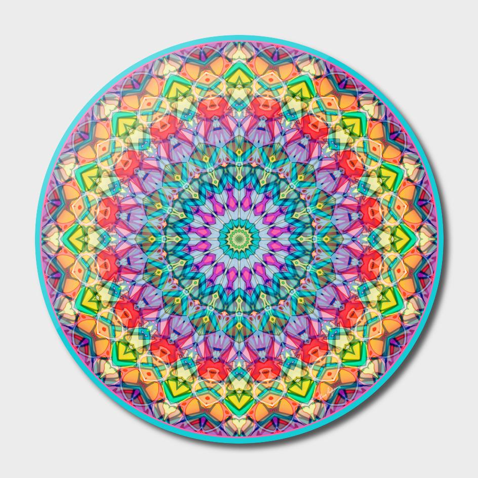 Geometric Mandala C3