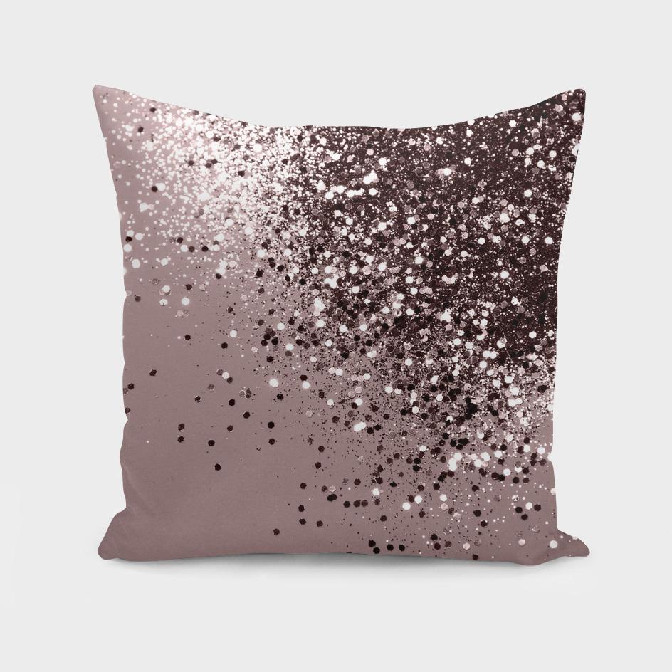 Sparkling Mauve Lady Glitter #1