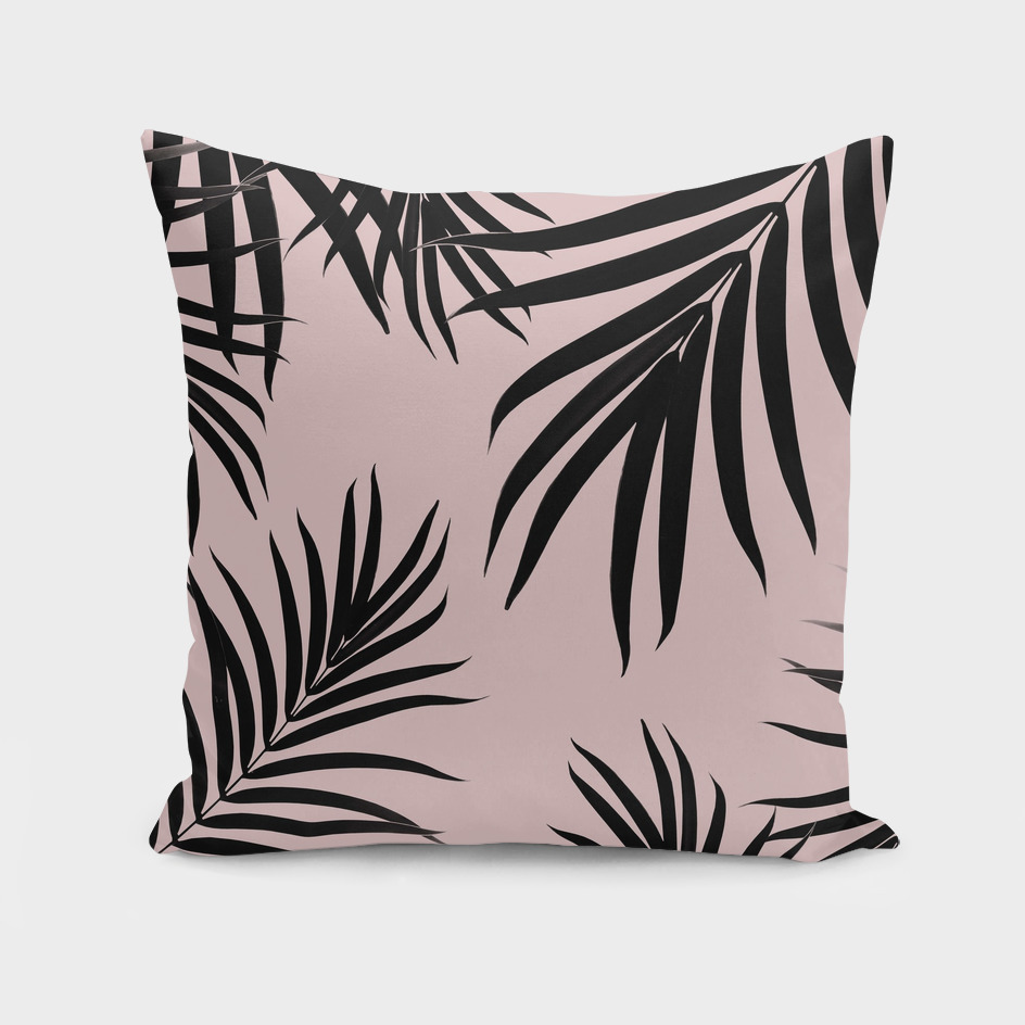 Palm Leaves Pattern Summer Vibes #3