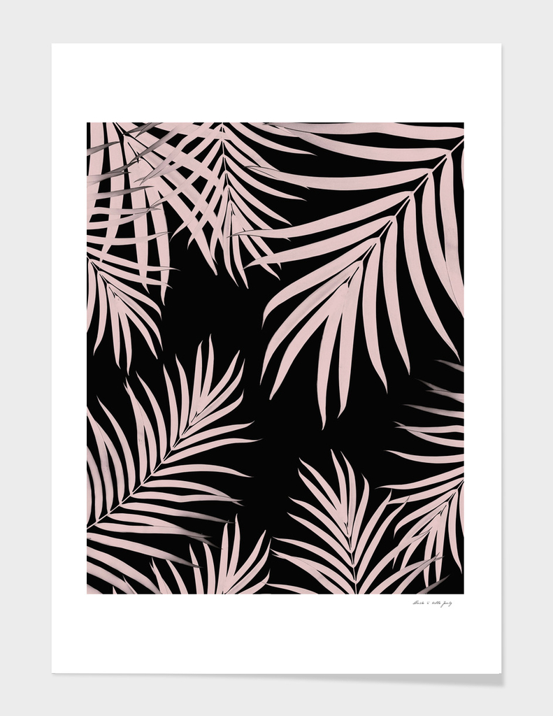 Palm Leaves Pattern Summer Vibes #5