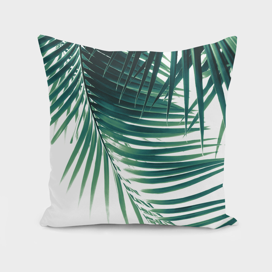 Palm Leaves Green Vibes #4
