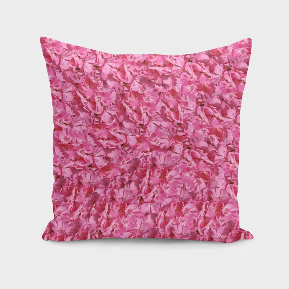 Pink Flowers Pattern