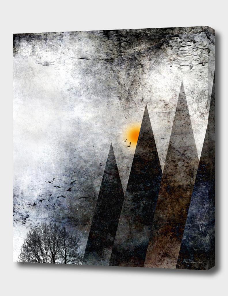 TREES under MAGIC MOUNTAINS VIII-c