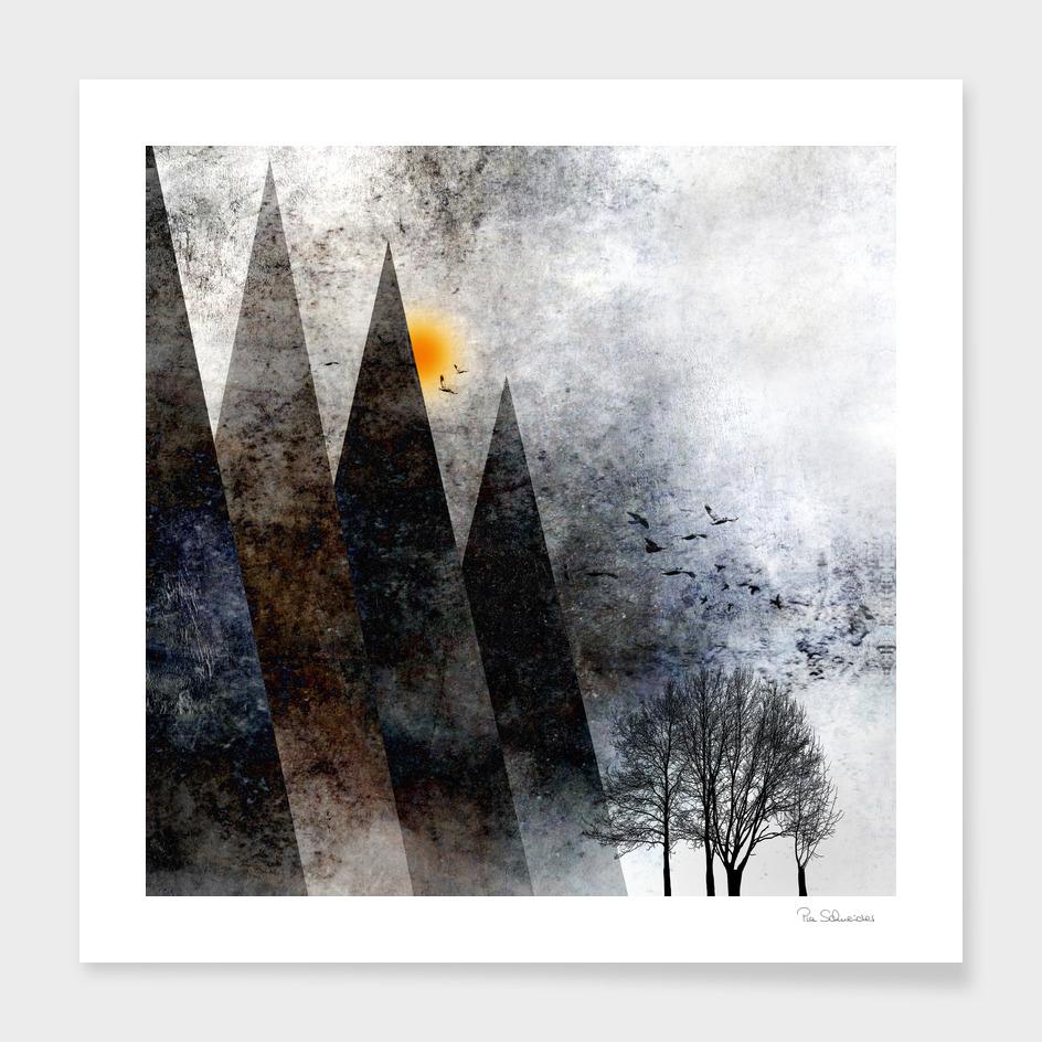 TREES under MAGIC MOUNTAINS VIII-D