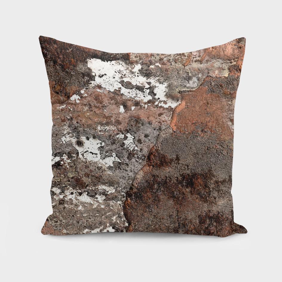 Rusty iron composite