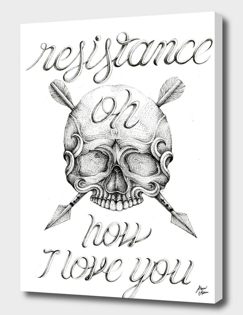 Resistance_Skull