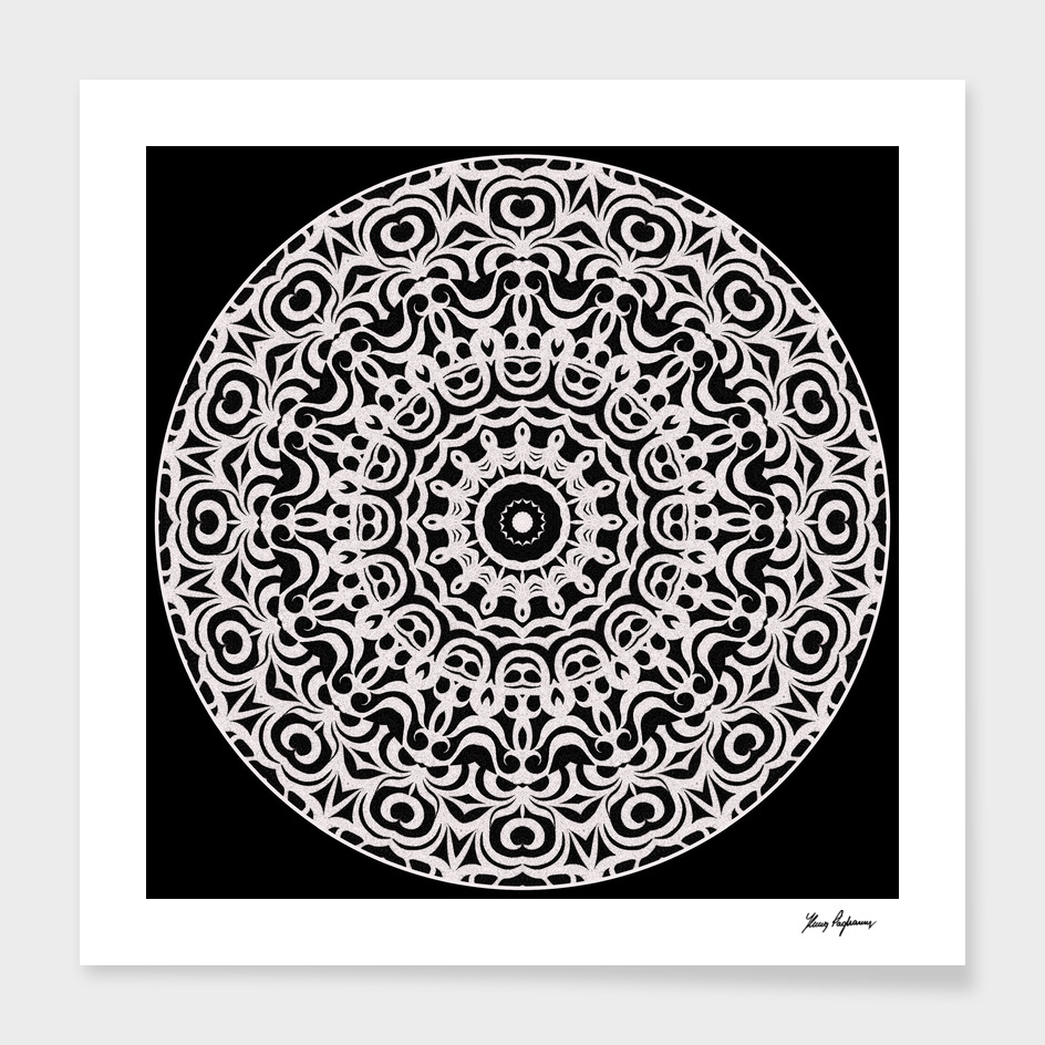 Tribal Mandala C5