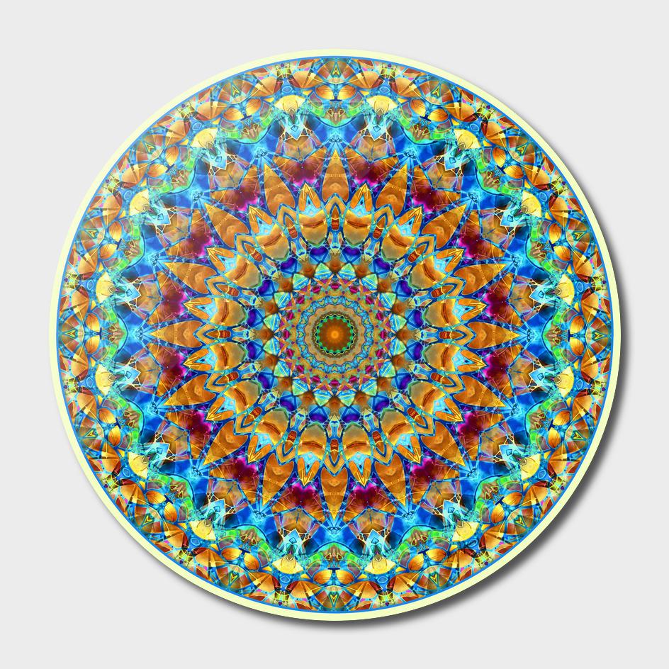 Geometric Mandala C6