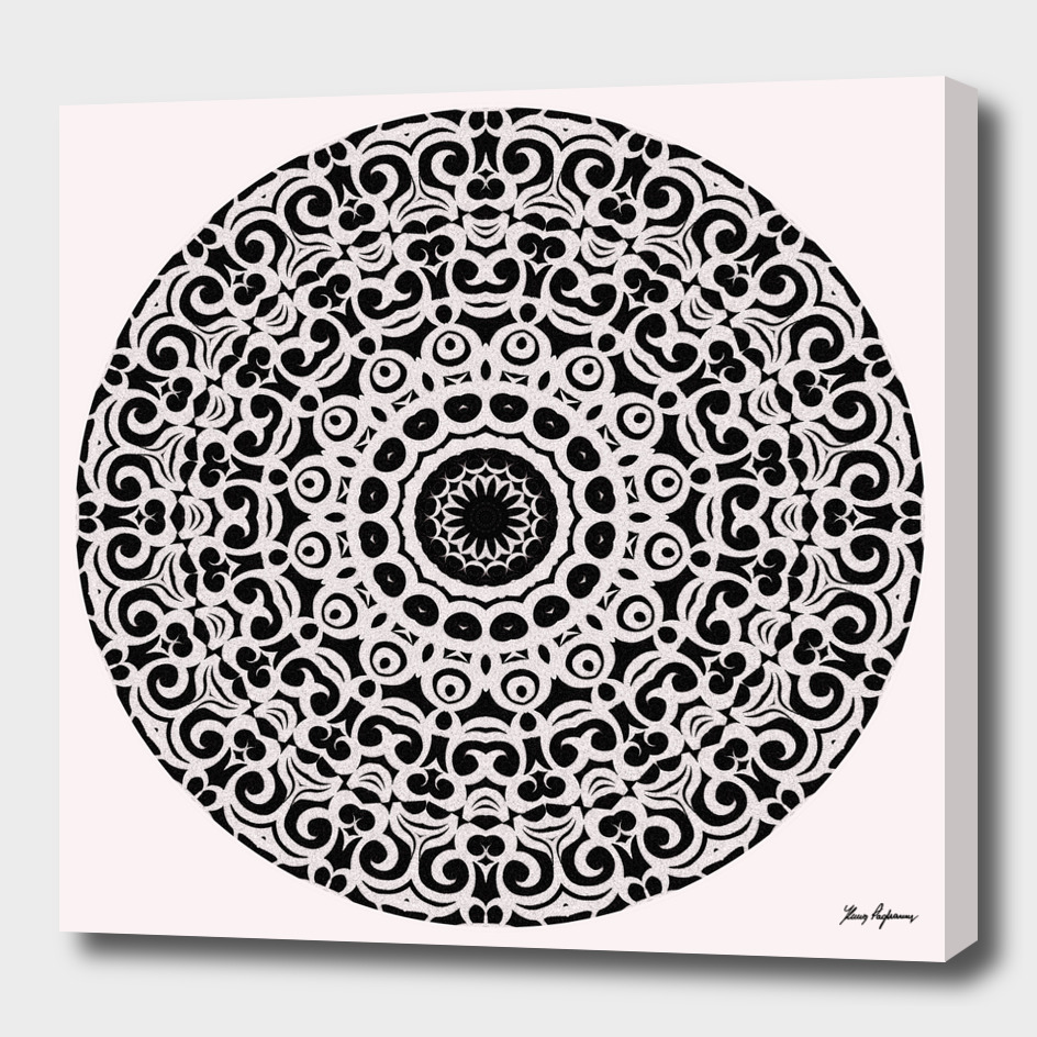 Tribal Mandala C7