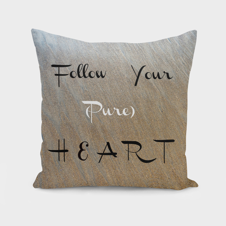 Follow Your (Pure) Heart