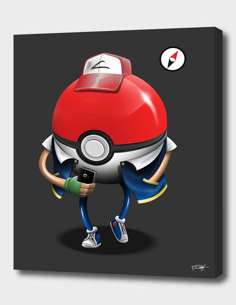 Poke Ball Go!