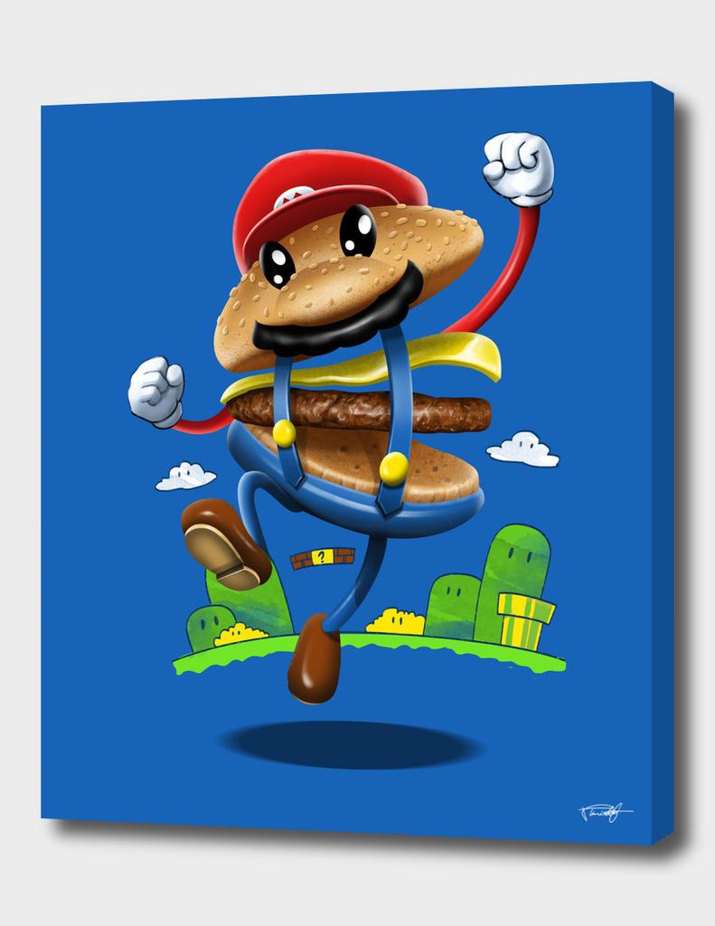 Super Mario Burger