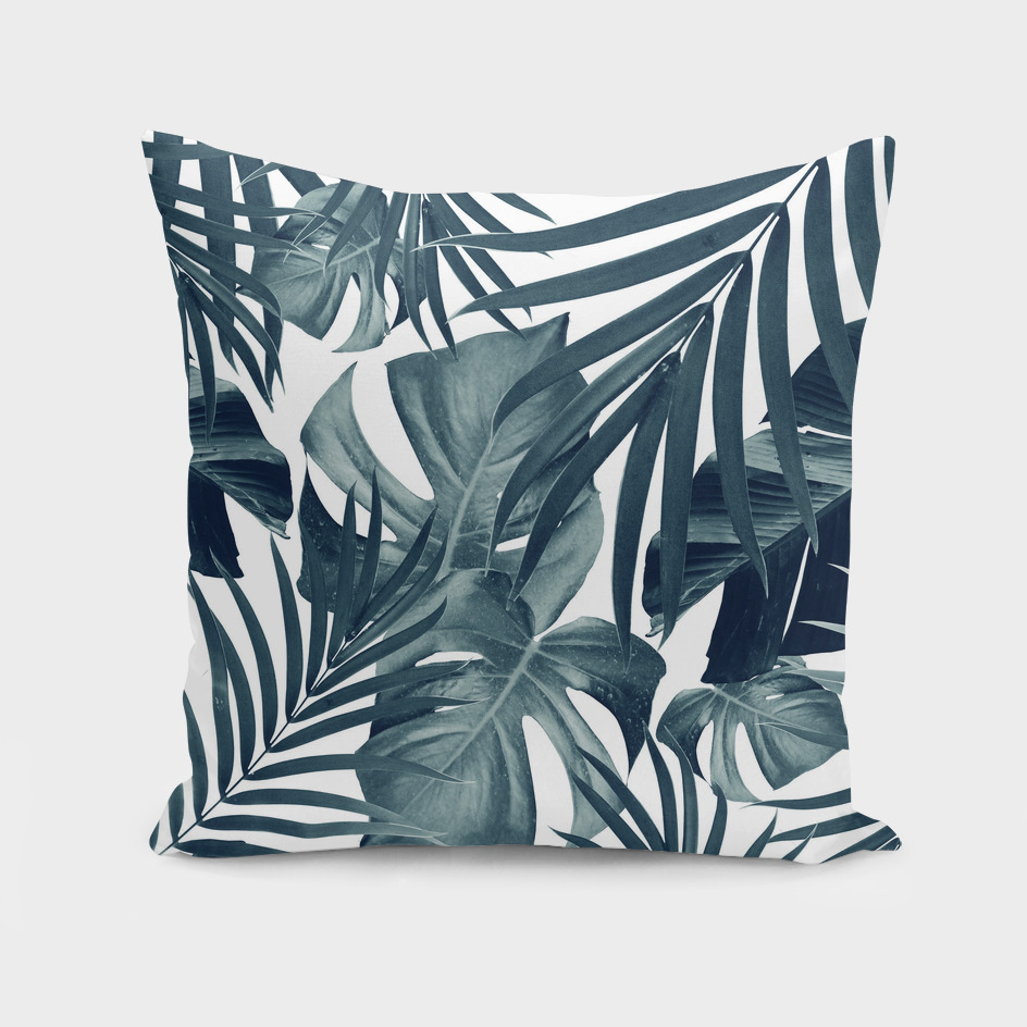 Tropical Jungle Leaves Pattern #9
