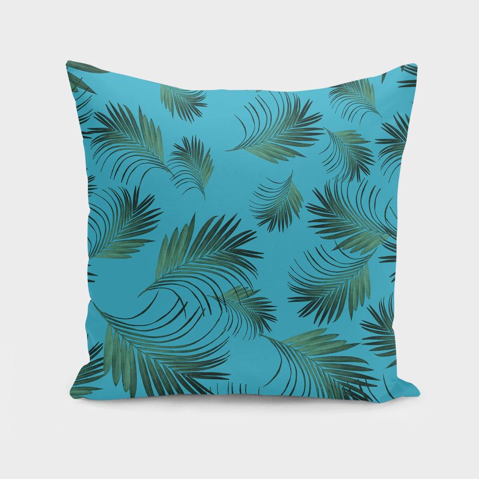 Tropical Palms Pattern #2