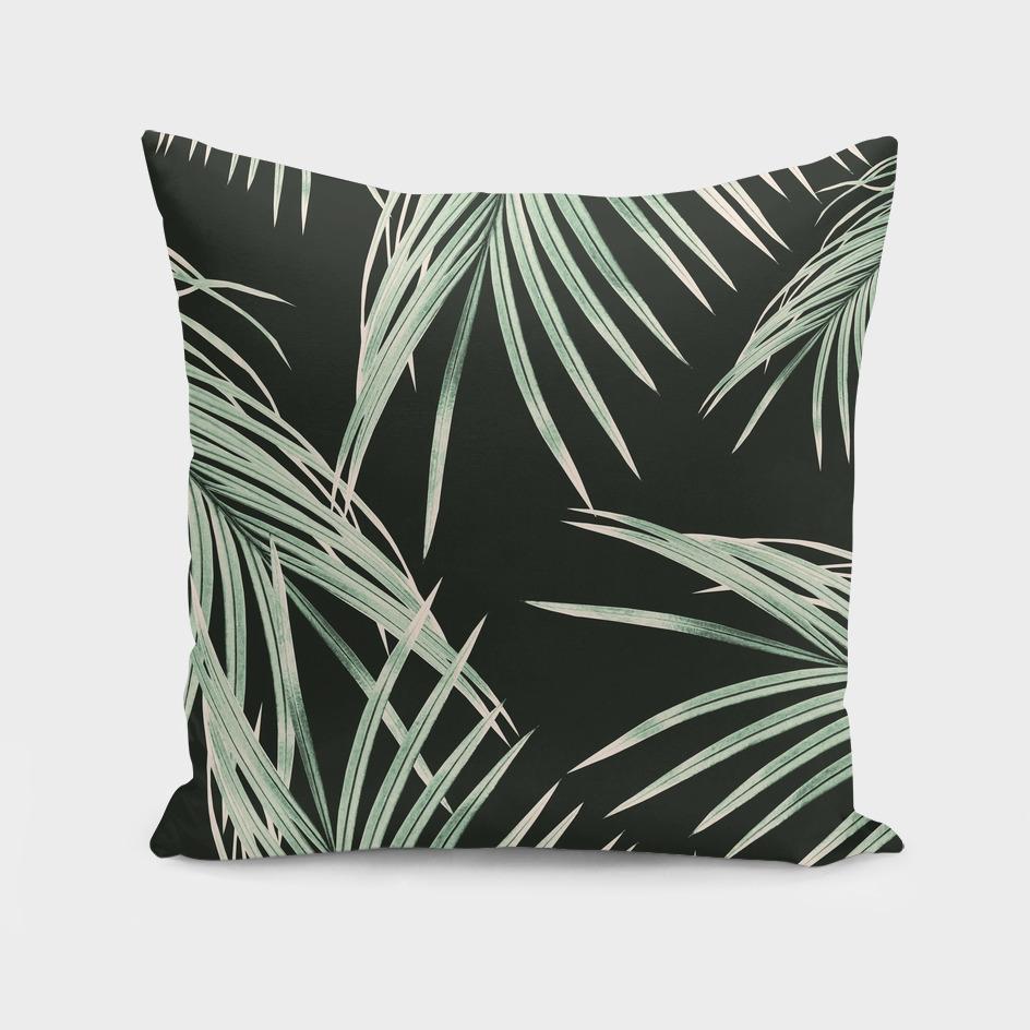 Green Palm Leaves Dream #1