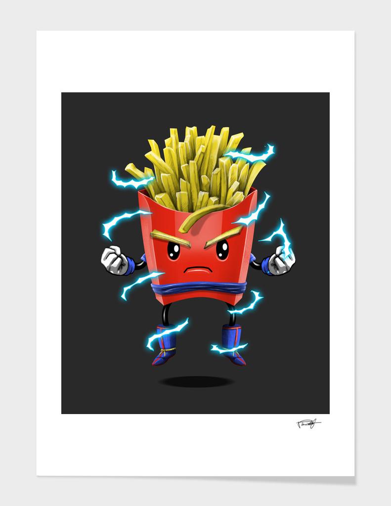 Saiyan Fries