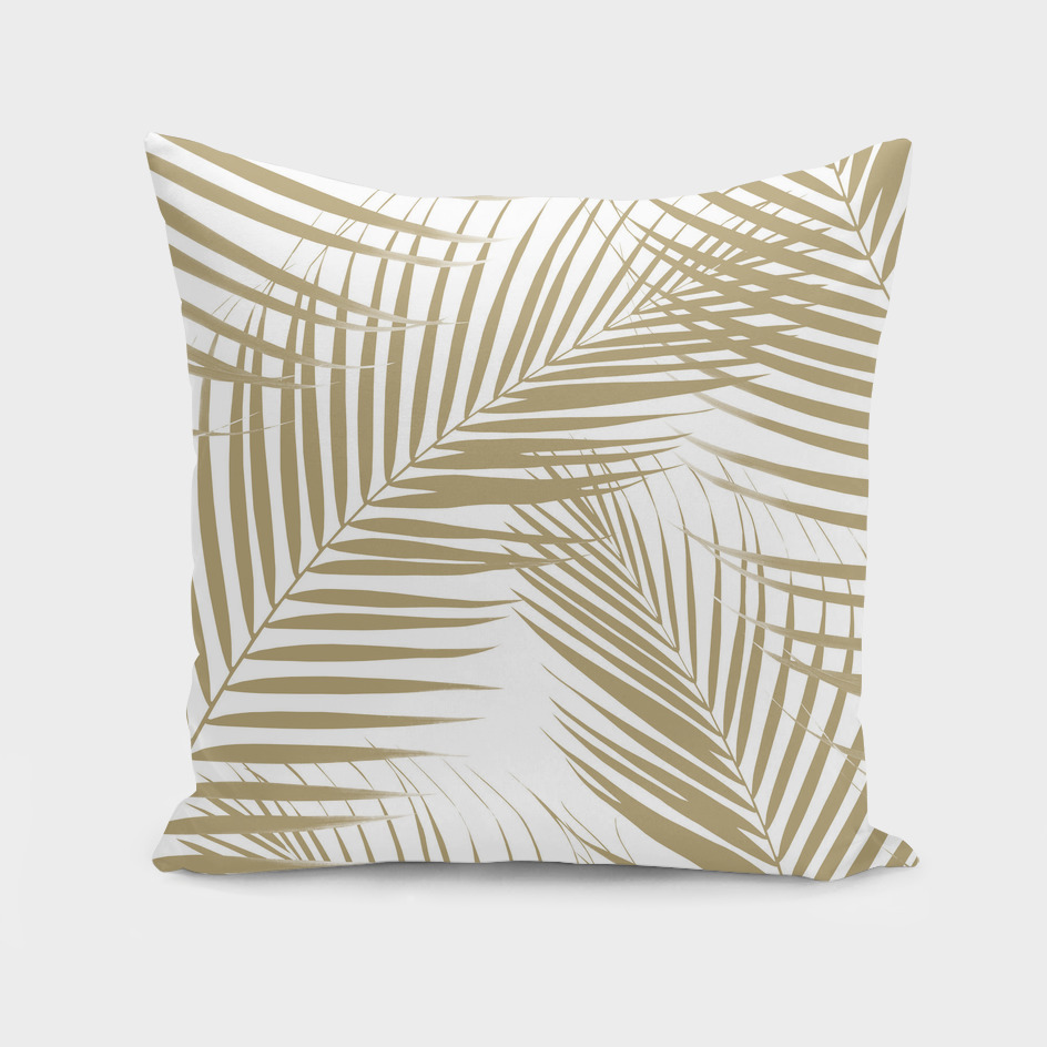 Palm Leaves - Gold Cali Vibes #1