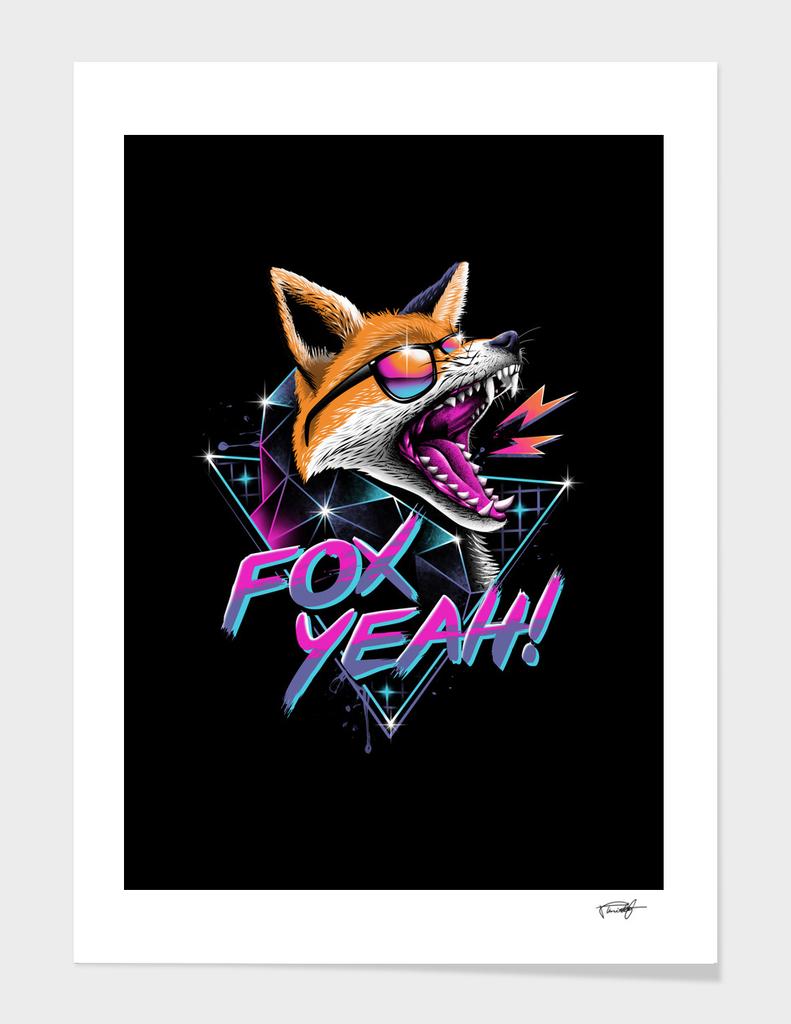 Fox Yeah! - Color Sep