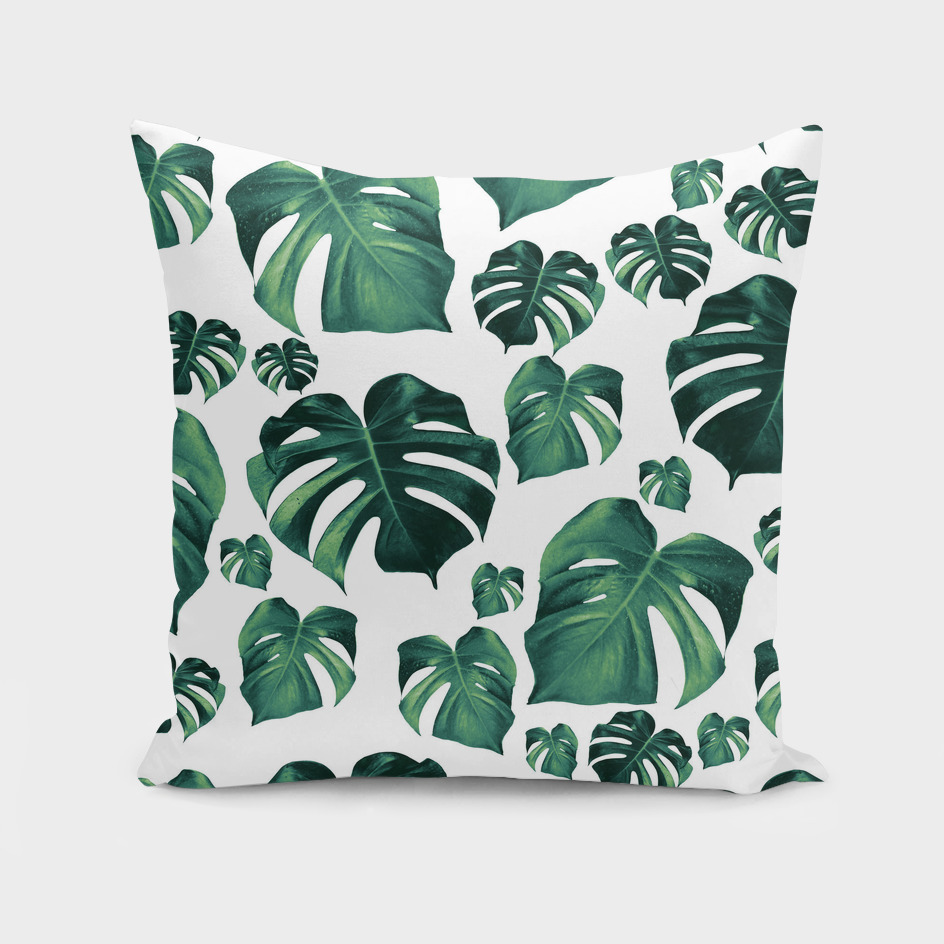 Tropical Monstera Pattern #3