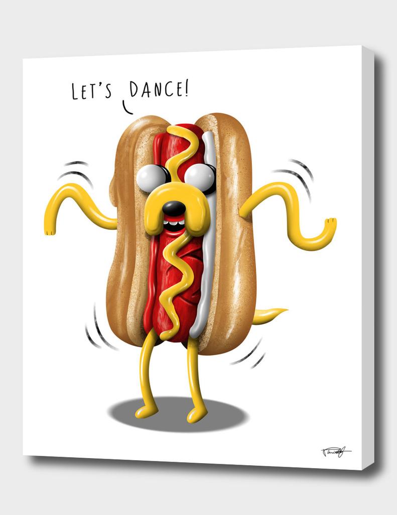 Hot Dog Adventure