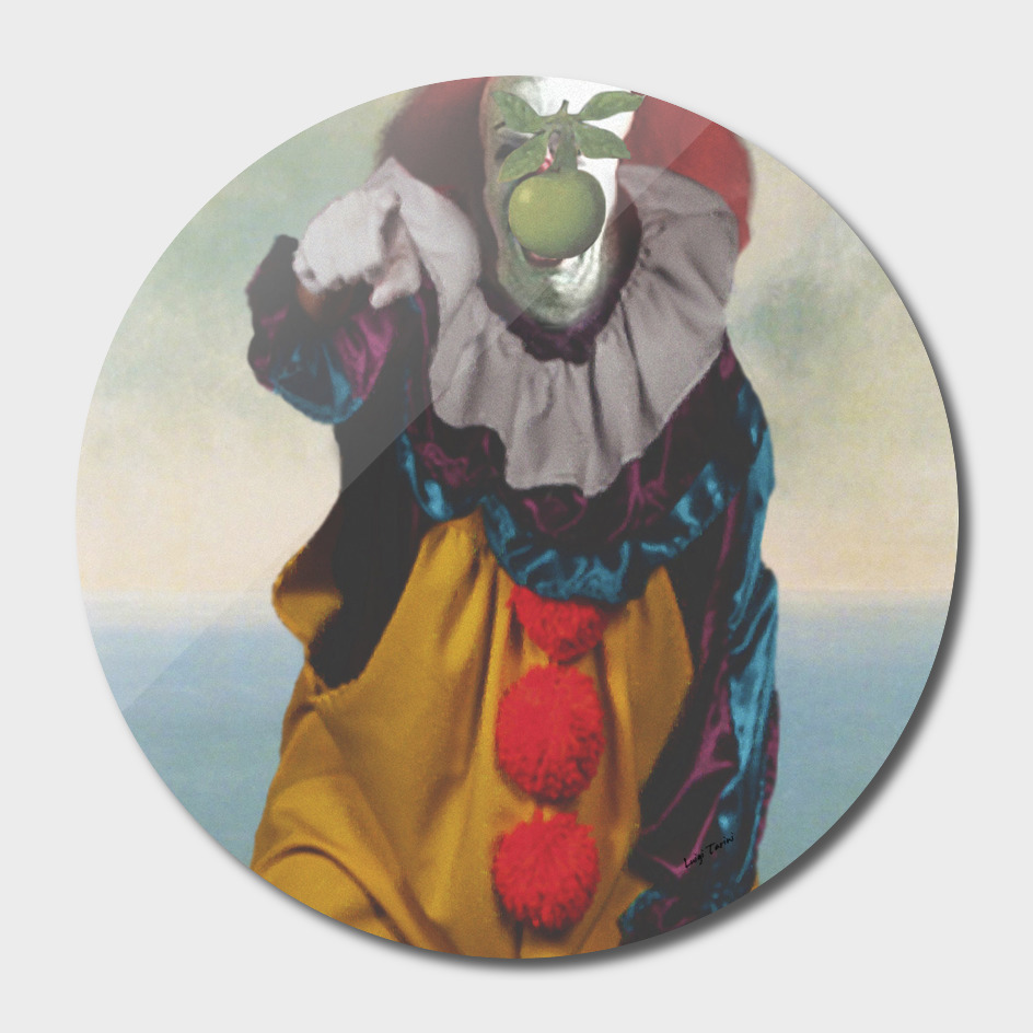Pennywise in The Son of a Man