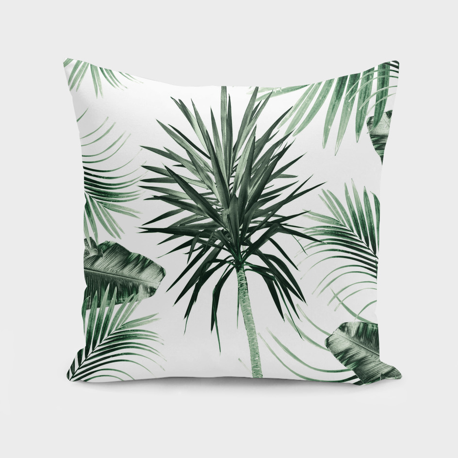 Tropical Summer Vibes Leaves Mix #2