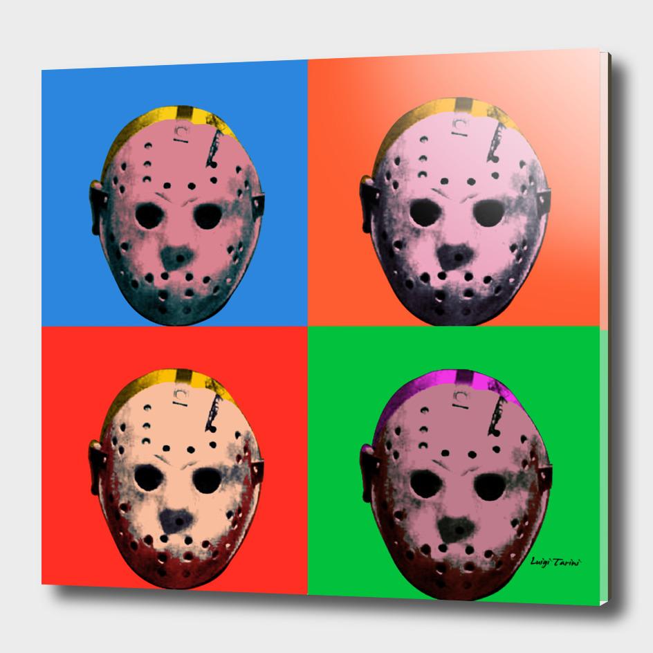 Warhol's Jason Vorhees