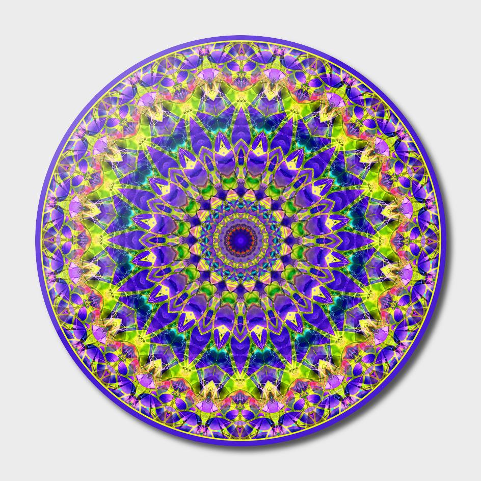 Geometric Mandala C12