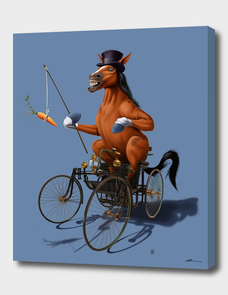 Horse Power (colour)