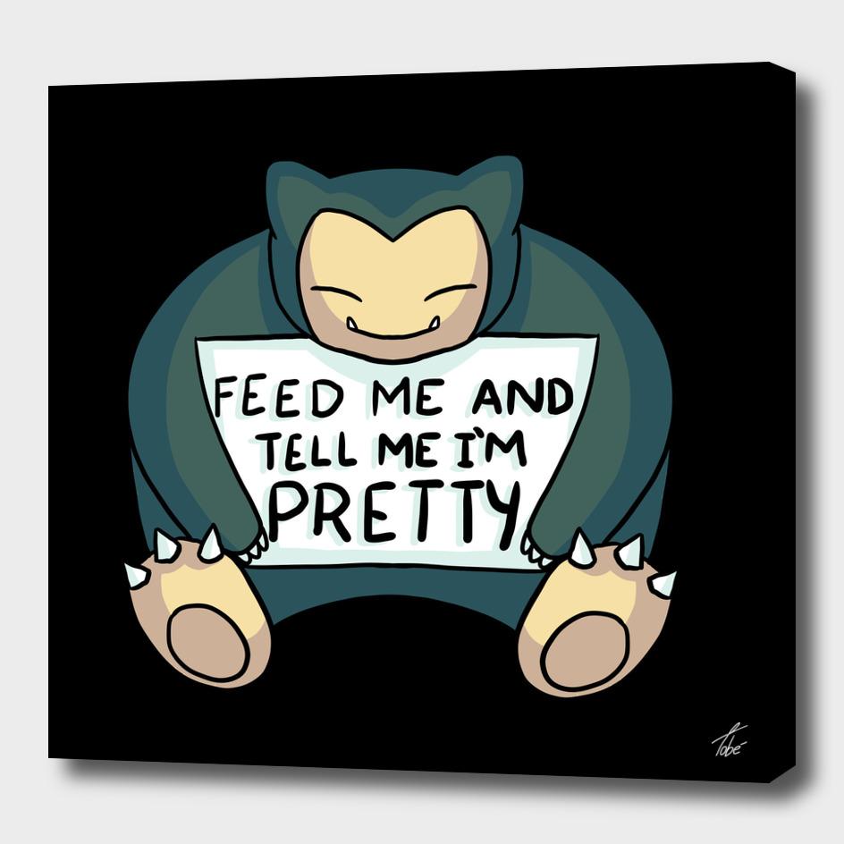 Feed Me Snrlx