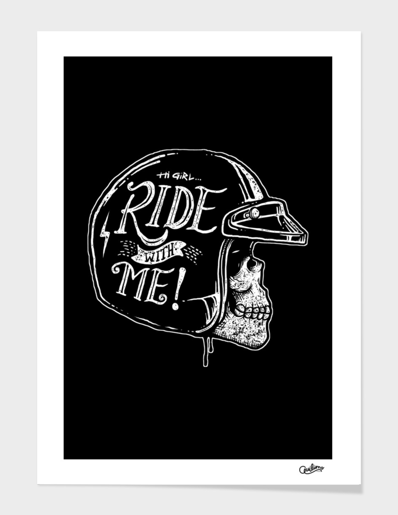 Hi Girl... Ride with me!