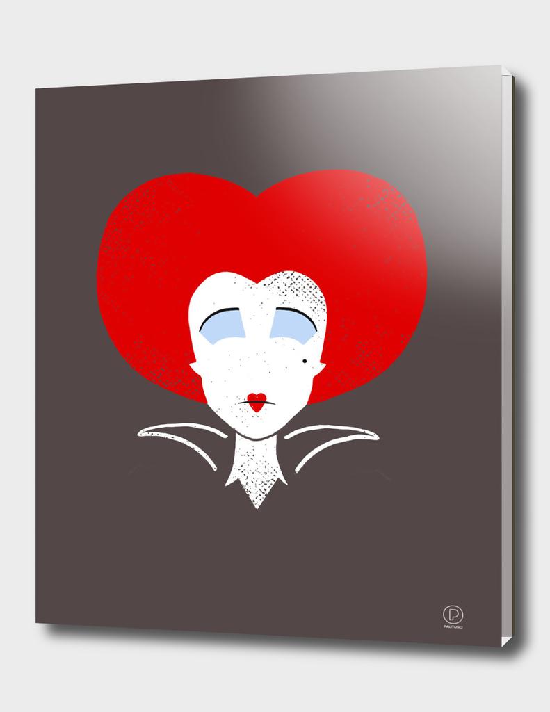 Red Queen minimal