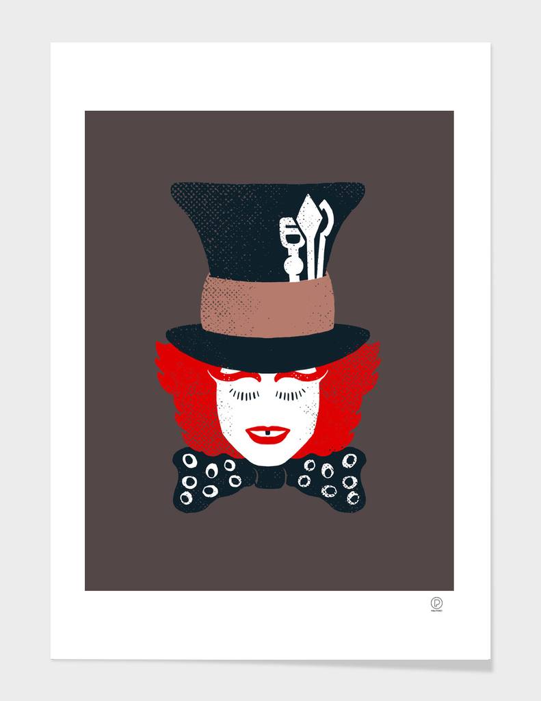 The Hatter minimal